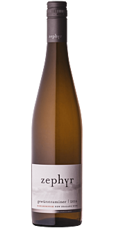 Glover Famili Wines, Zephyr Gewurztraminer 2020