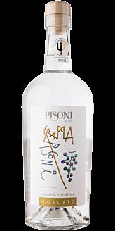 Pisoni, Grappa Moscato