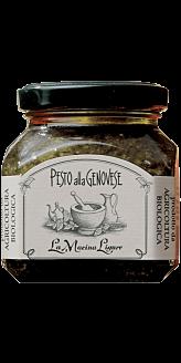 La Mecina Ligure, Pesto alla Genovese (m. frisk basilikum) 180g