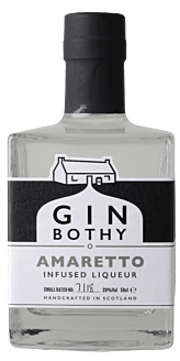 Gin Bothy, Amaretto Gin liqueur 20% 50 cl.