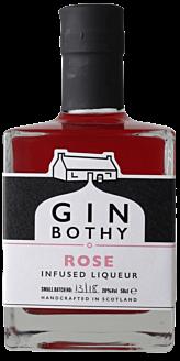 Gin Bothy, Rose Gin liqueur 20% 50 cl.