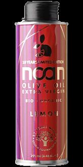 NOAN Douro, Olivenolie Med Citron 250 ml