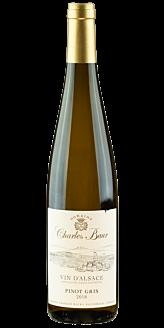 Domaine Charles Baur, Pinot Gris 2018