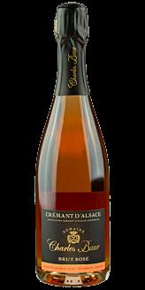 Domaine Charles Baur, Cremant d'Alsace Brut Rosé