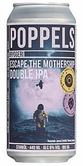 Poppels, Escape the Mothership