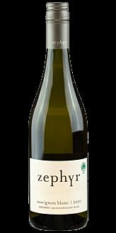 Glover Family Wines, Zephyr Sauvignon Blanc Organic 2020