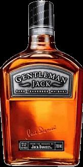 Jack Daniels, Gentleman Jack 40% 70 cl