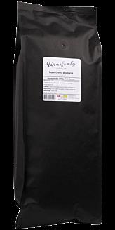 Super Crema Økologisk espresso 1000 g. (Hele bønner)