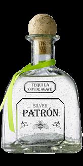 Patron Silver, Tequila 100% de Agave