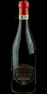 Bennati Amarone della Valpolicella, Cerasum, Riserva della Famiglia Bennati 2012