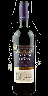 Bodegas Palacio del Burgo Rioja Reserva 2016