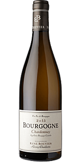 Domaine René Bouvier, Bourgogne Blanc 2018
