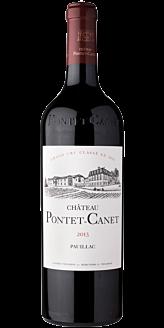 Château Pontet-Canet 5. Cru 2013