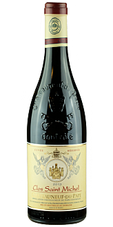 Clos Saint Michel, Chateauneuf du Pape Cuvee Réservée 2013