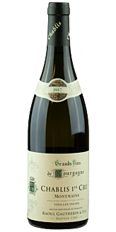 Domaine Raoul Gautherin, Chablis 1. Cru Montmains 2018