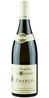 Domaine Raoul Gautherin, Chablis 2020