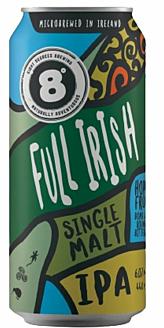 Eight Degrees, Full Irish