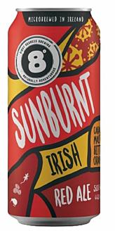 Eight Degrees, Sunburnt