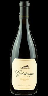 Goldeneye Winery, Anderson Valley Pinot Noir 2017