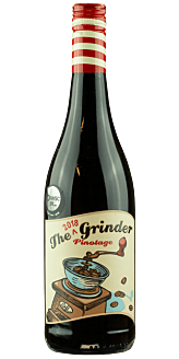 The Grinder, Pinotage 2018