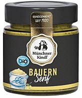 Müncher Kindl, Grov Sennep m/hele korn Glutenfri