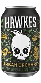 Hawkes, Urban Orchard Cider