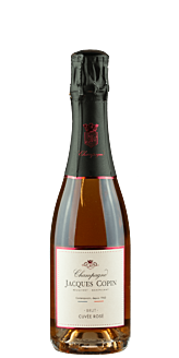 Jacques Copin, Cuvee Rosé 37,5 cl