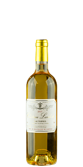 Chateau Laribotte Sauternes 2017 - 37,5 cl