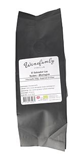 El Salvador Las Nubes Økologisk kaffe 250 g. (Malet kaffe)