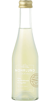 Nohrlund, Den Hvide (Gin, Hyldeblomst & Ingefær)