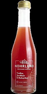 Nohrlund, Den Røde (Vodka, Jordbær & Rabarber)