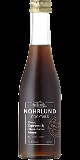 Nohrlund, Den Sorte (Rom, Espresso & Chokoladebitter)