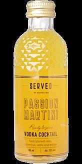 Nohrlund, Passion Martini