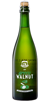 Oud Beersel, Green Walnut Lambic