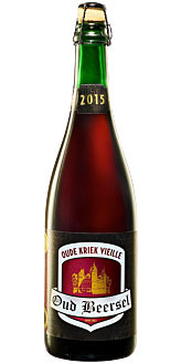 Oud Beersel, Oude Kriek Vieille 75 cl.