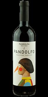 Pandolfa, Pandolfo Sangiovese Superiore DOC 2017