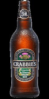 Crabbies, Ginger Beer