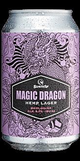 Svaneke bryghus, Magic Dragon Hemp Lager