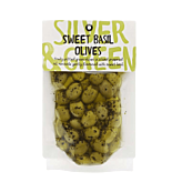 Silver & Green, Sweet Basil Olives