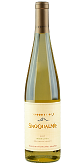 Snoqualmie, Riesling ECO 2017