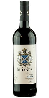 Vina Bujanda, Rioja Crianza 2018