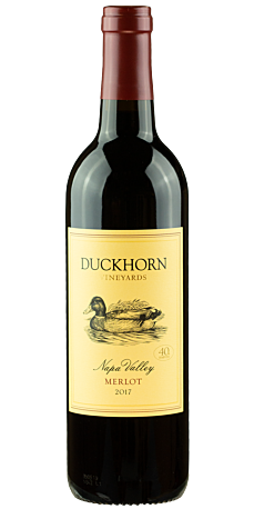 Duckhorn, Napa Valley Merlot 2017