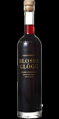 Blossa Glögg, Gold Spetsad med Cognac