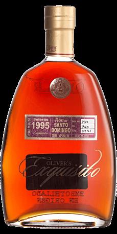 Oliver's Exquisito 1995 Vintage Solera Rum