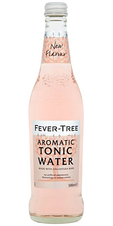 Fever-Tree, Aromatic Tonic Water 500 ml