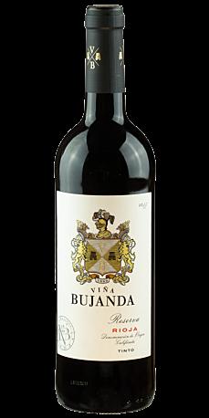Vina Bujanda, Rioja Reserva 2015