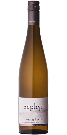 Glover Family Wines, Zephyr Riesling 2019