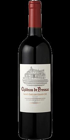 Château de Pressac, St. Emilion Grand Cru Classé 2014 Magnum 150 cl.