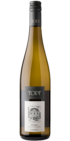 Johann Topf, Riesling Strassertal 2018