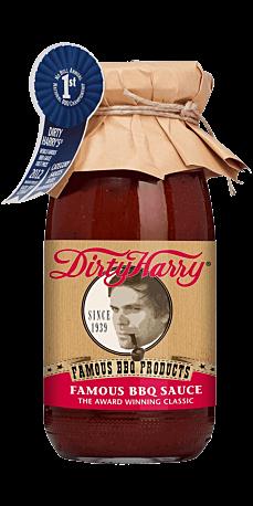 DirtyHarry BBQ - Verdensmester Kansas 2012, 250ml